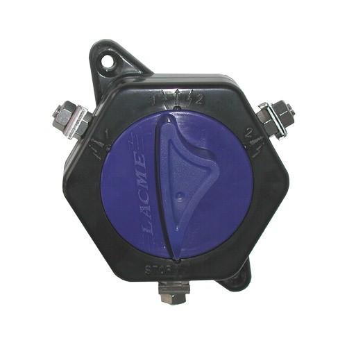 Vypínač - přepínač pro elektrické ohrady, otočný VM 4