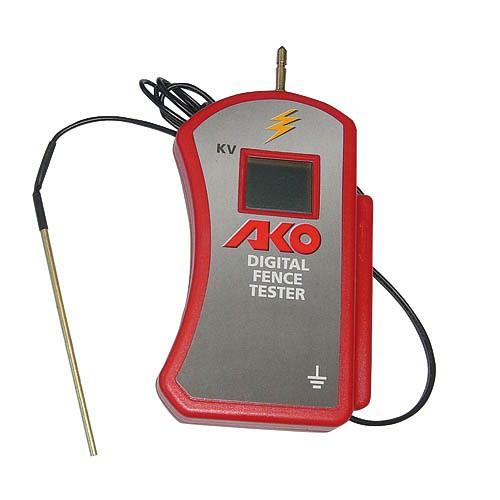 Zkoušečka digitální, 0 - 9900 V