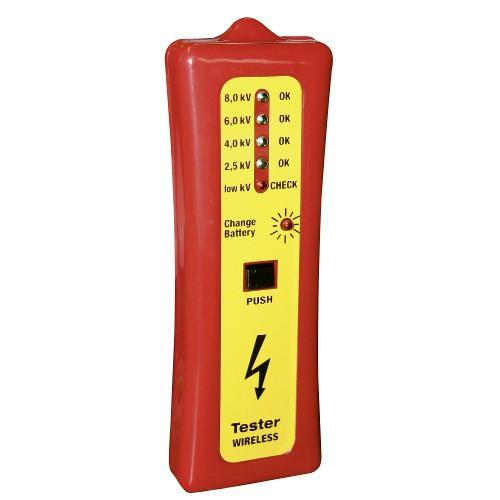 Zkoušečka pro elektrické ohradníky AKO, 0 - 8000 V, bezkontaktní