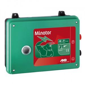 Elektrický ohradník MINOTOR - určen pro skot, ovce, koně a divokou zvěř