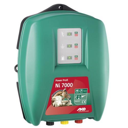 Elektrický ohradník síťový PowerProfi NI 7000 s automatickou regulací