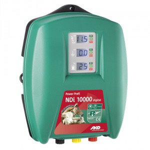 Elektrický ohradník PowerProfi Digital NDI 15000 s automatickou regulací