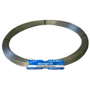 Ocelový drát pro elektrické ohradníky SECURGAL PRO 2,5mm, 625m