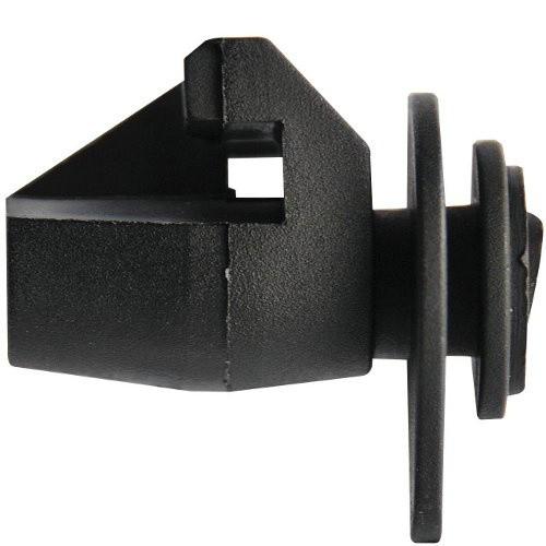 Izolátor pro elektrické ohradníky univerzální bez hřebíku