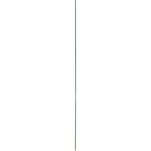 Tyčka pro elektrický ohradník sklolaminátová, 160cm, kovová špička
