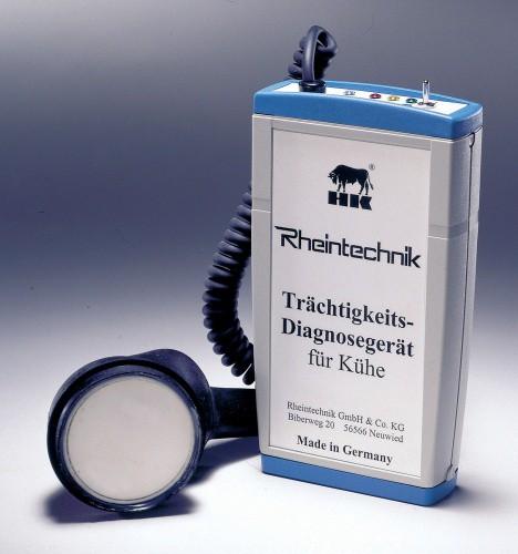 Přístroj pro diagnostiku březosti krávy