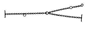 Vazák řetězový, 5mm