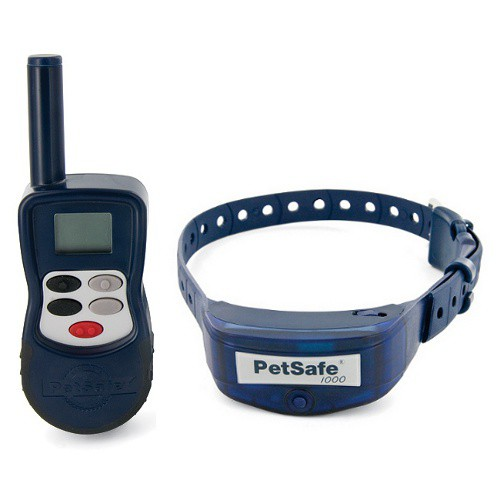 Elektrický výcvikový obojek pro psa PetSafe od 18kg, dosah 900m