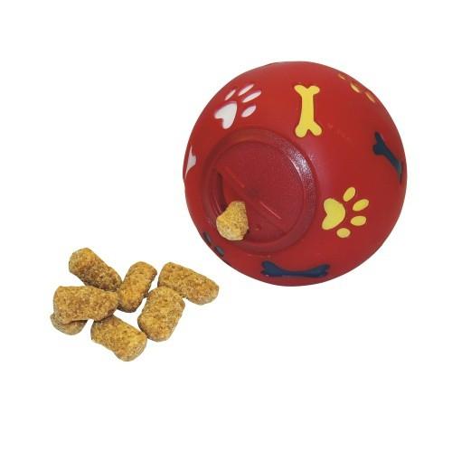 Hračka pro psa - míček na pamlsky