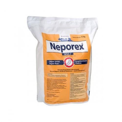 NEPOREX 2 SG, na hubení muších larev, 1kg