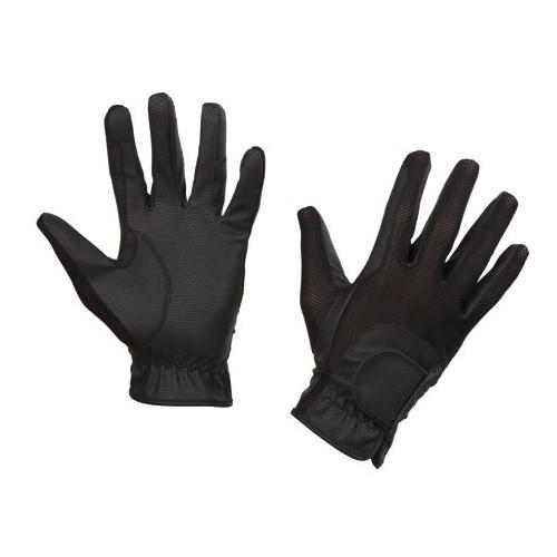 Jezdecké rukavice SummerTech, černé