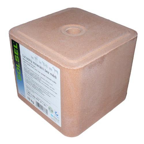 Minerální liz EXTRA pro ovce 10 Kg