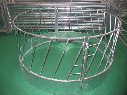 Příkrmiště kruhové pro ovce, pozink pr.180 cm
