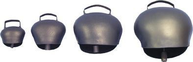 Zvonec plechový, ocelově modrý