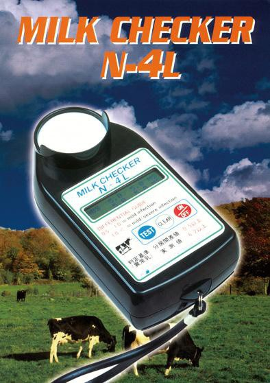 Detektor mastitid MILK CHECKER N 4L