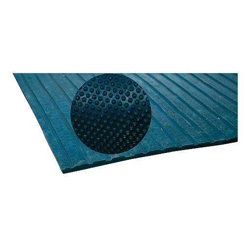 Deska podlahová, guma, 122 x 183 x 1,8 cm