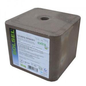 Liz solný minerální EXTRA, 10 kg