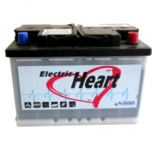 Trakční baterie 12 V - akumulátor