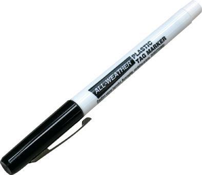 Popisovač na ušní známky, středně silný 2 mm