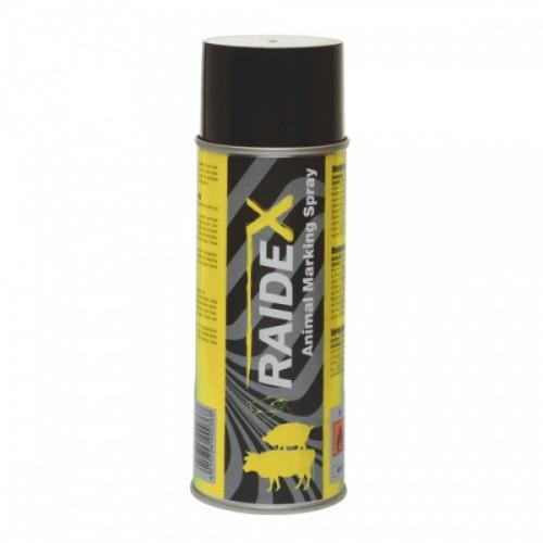 Značkovací barva RAIDEX  žlutá, 400 ml