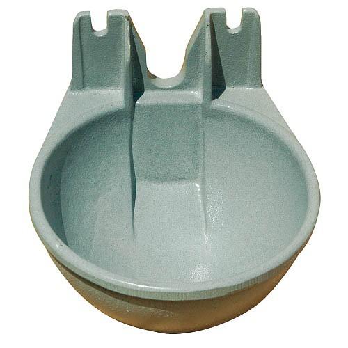 Litinová mísa pro miskové napáječky