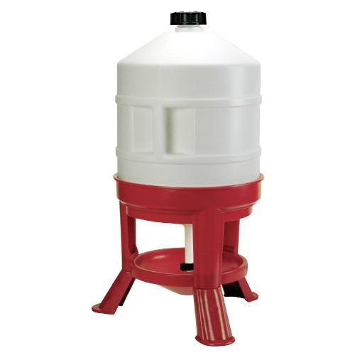 Napáječka pro drůbež barelová plastová 30 l