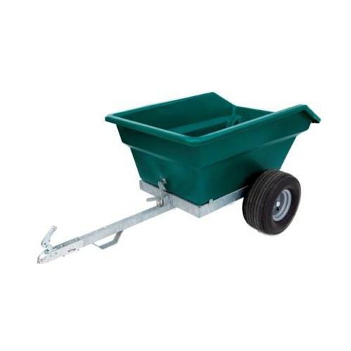 Dvoukolový vozík výklopný 500 l za čtyřkolku nebo traktor