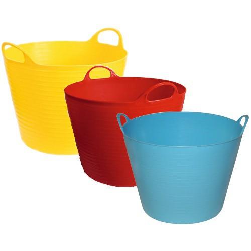 Plastový kbelík FLEXI 28 l