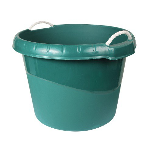 Kbelík plastový s úchyty 45 l