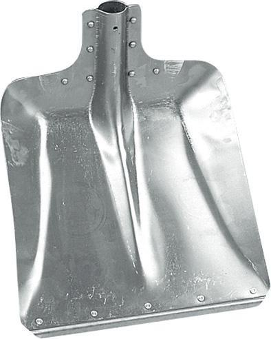 Lopata hliníková velká s ocelovou hranou
