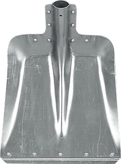 Lopata hliníková střední s ocelovou hranou