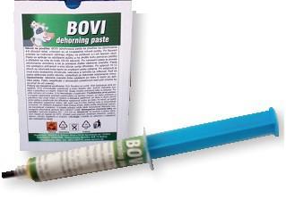 Odrohovací pasta BOVI 10 ml