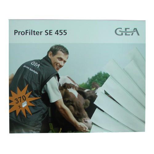 Filtr rukávcový WS 45,5 x 6,5, 370 ks