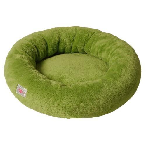 Pelíšek pro psa nebo kočku AMELIE, zelený