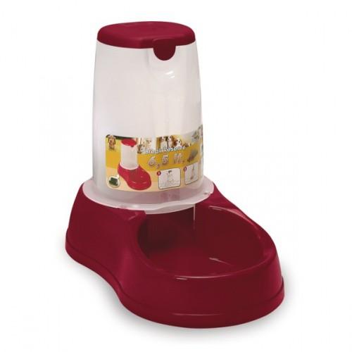 Zásobník s miskou na krmivo pro psy a kočky MAYA, 6,5l
