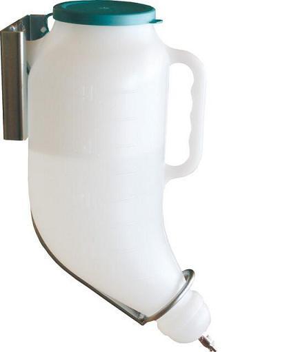 Napáječka PRONA plus pro selata 4,5 l s kovovým držákem