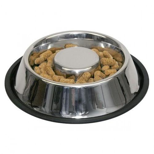 Miska nerezová proti hltání, 500 ml