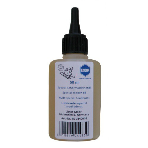 Olej pro mazání nožů a převodů, 50 ml