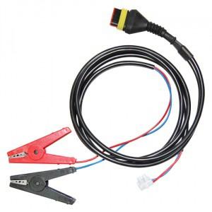 GSM Alarm - připojovací kabel 12 V