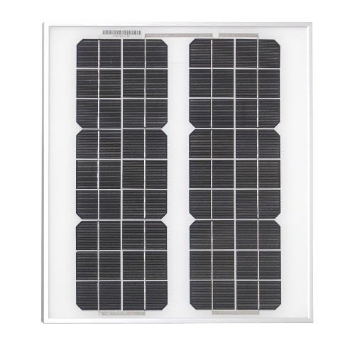 Solární panel pro elektrický ohradník DUO X 2000, 3000 a 4000 25 W / 12 V