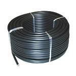 Vysokonapěťový kabel pro elektrické ohradníky, černý, 25m, dvojitá izolace