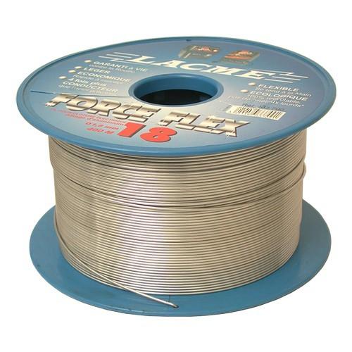 Hliníkový drát pro elektrické ohradníky, 1,8mm, 400m