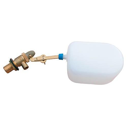 Plovákový ventil pro oválné napájecí žlaby 600 a 1000 l, 1/2 coul