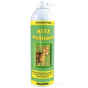 Ochrana srnčat pro pachový ohradník HAGOPUR Kitz – Rettung 500 ml