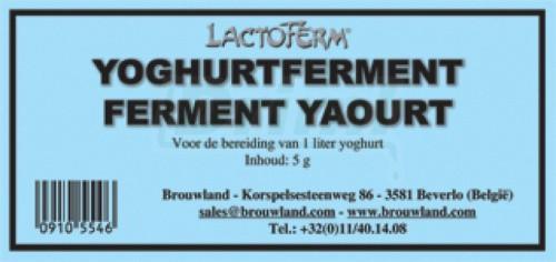 Jogurtová kultura LACTOFERM
