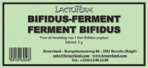 Jogurtová Bifidus kultura LACTOFERM