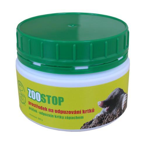 Odpuzovač krtků ZOOSTOP, 200 g