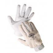 Pracovní rukavice PELICAN kombinované, vel. 8, 9, 10, 11