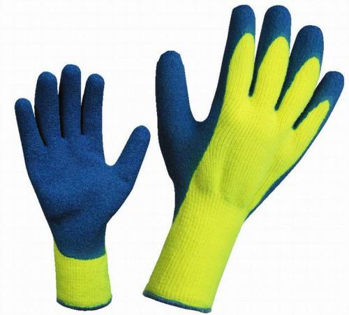 Pracovní rukavice BLUETAIL zimní, velikost 8