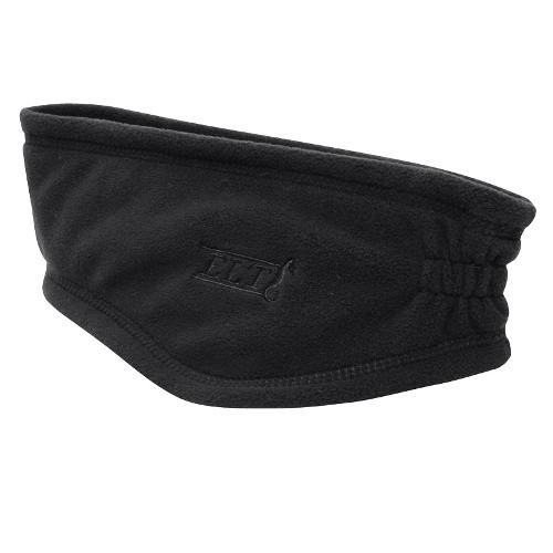 Čelenka fleece ELT, černá
